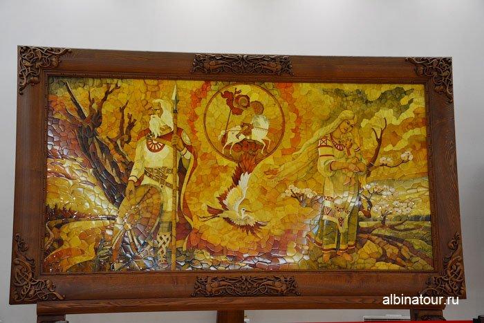 Россия Калининград музей янтаря 36