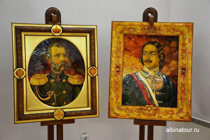 Россия Калининград музей янтаря 37