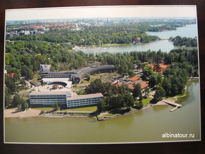 Финляндия Хельсинки отель Хилтон фото