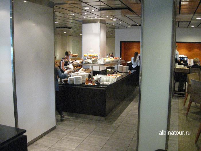 Финляндия Хельсинки отель Хилтон ресторан Oceana 3