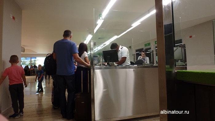 Доминикана аэропорт Пунта Кана 4