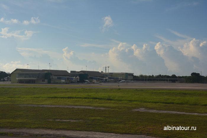 Доминикана аэропорт Пунта Кана 1