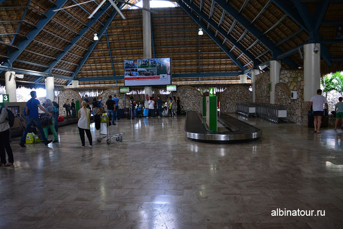 Доминикана аэропорт Пунта Кана 6