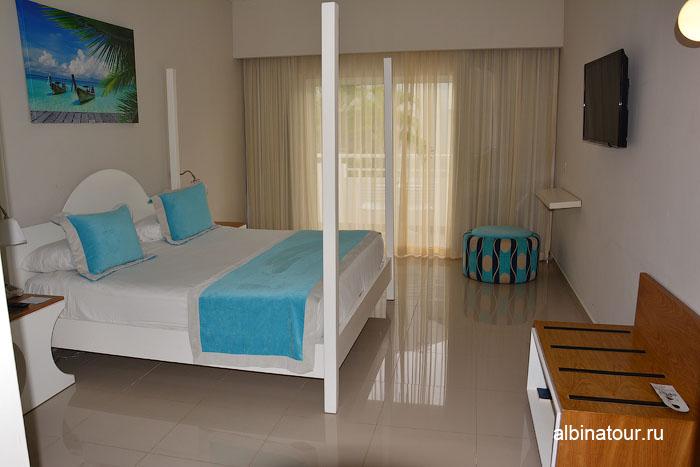 Доминикана отель be live Canoa номер общий вид