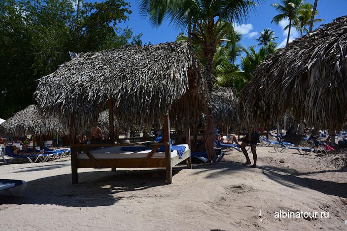 Доминикана отель Canoa пляж 3