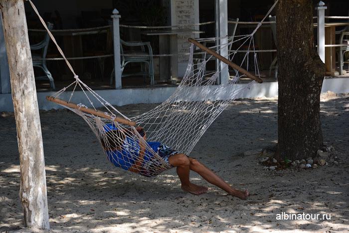 Доминикана отель Canoa пляж 4