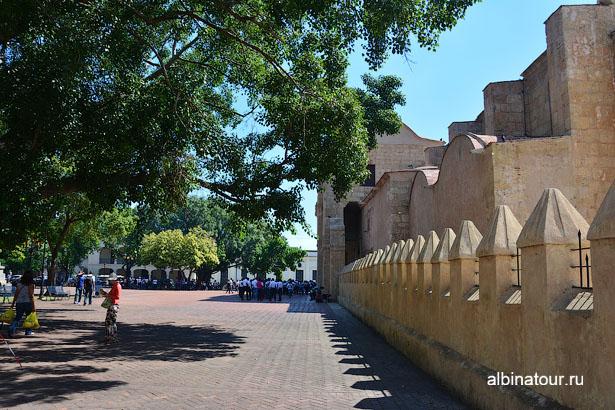 Санто-Доминго парк Колумба 2