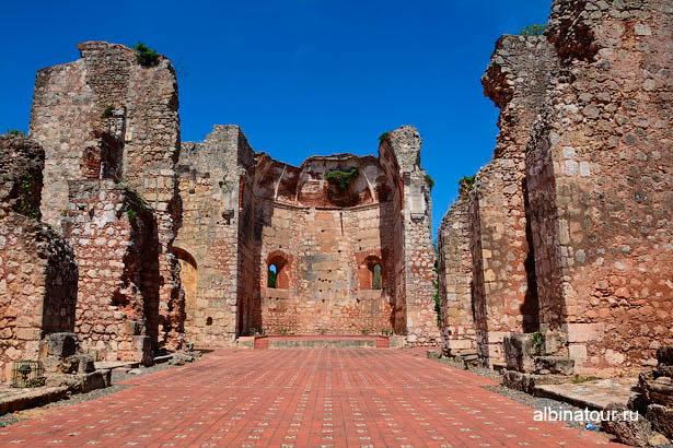 развалины и руинам: Монастыря Сан-Франциско (Convento San Francisco) 3