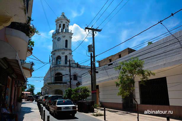 Санто-Доминго здание Старой ратуши