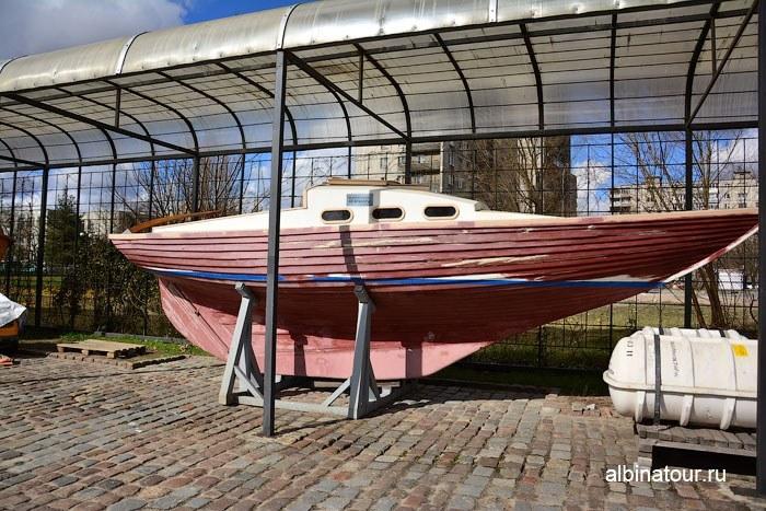 Калининград музей мирового океана катер