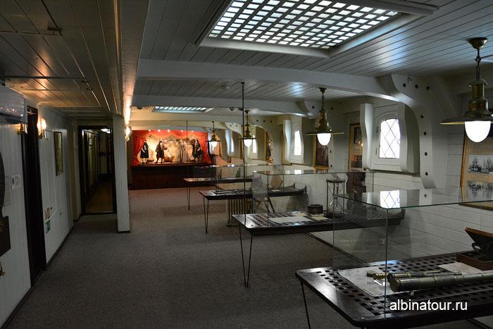 Калининград музей мирового океана судно Витязь Как начиналось мореплаванье