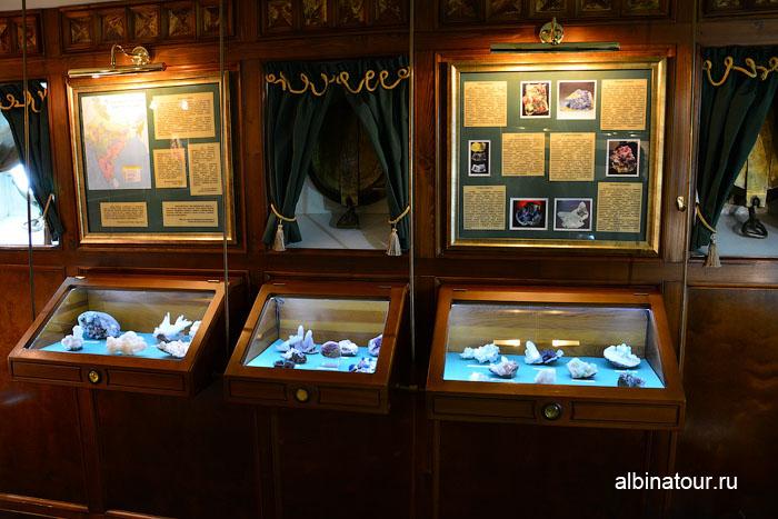 Калининград музей мирового океана судно Витязь ценности того времени