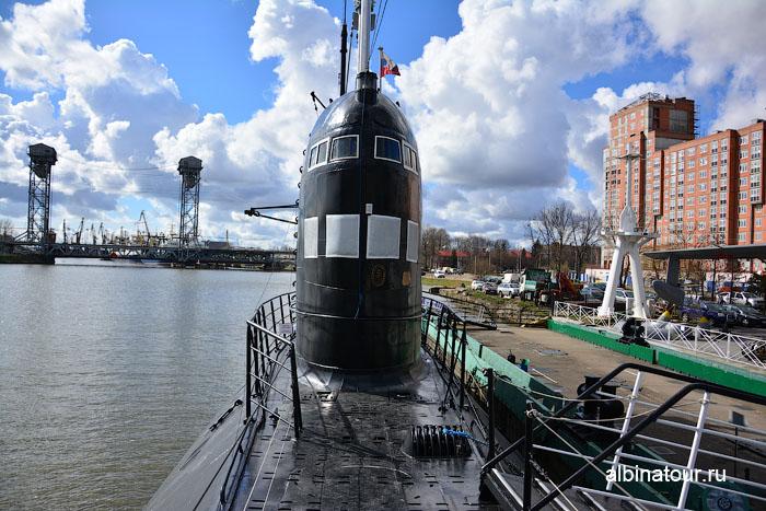 Калининград музей мирового океана подводная лодка 2