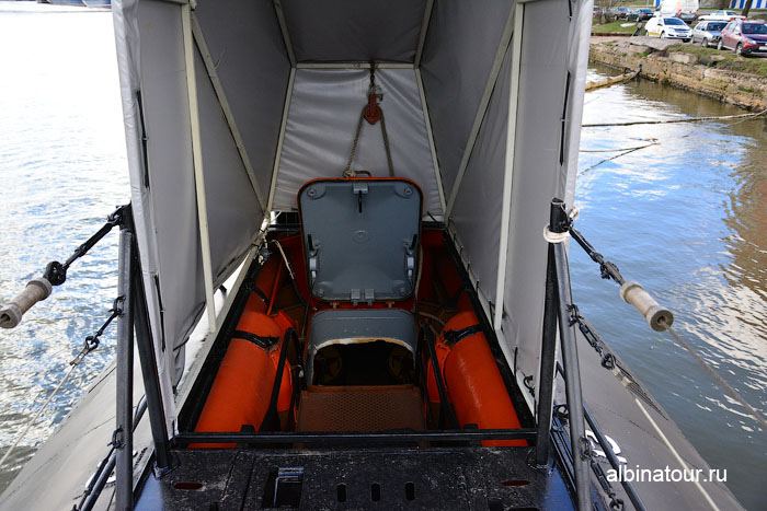 Калининград музей мирового океана подводная лодка вход