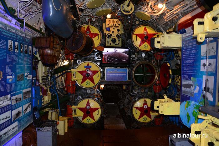 Калининград музей мирового океана подводная лодка торпедной отделение