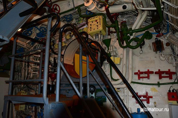 Калининград музей мирового океана подводная лодка 4
