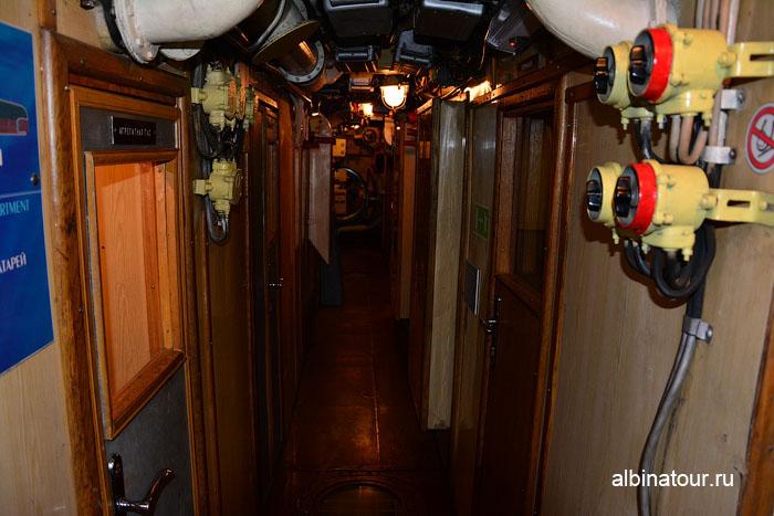 Калининград музей мирового океана подводная лодка 5
