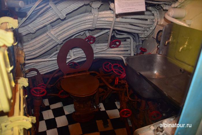 Калининград музей мирового океана подводная лодка гальюн
