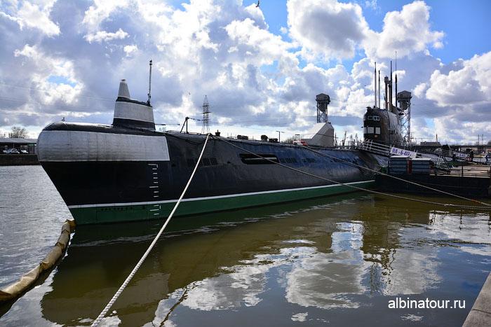 Калининград музей мирового океана подводная лодка