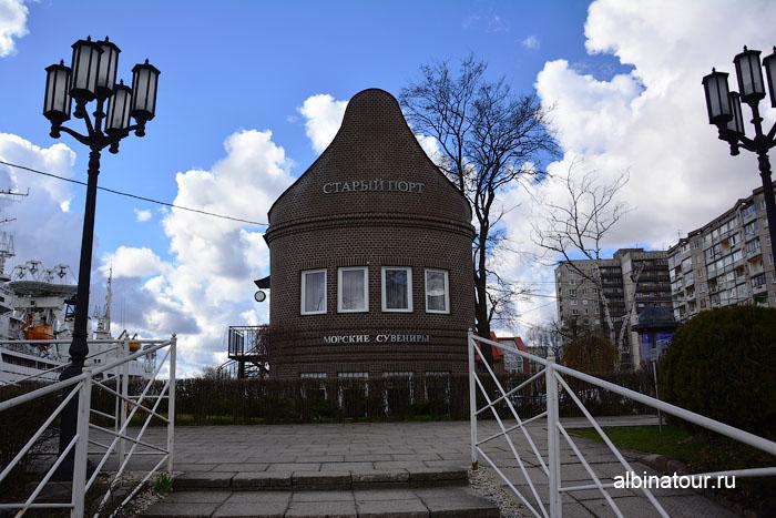 Калининград музей мирового океана визит центр