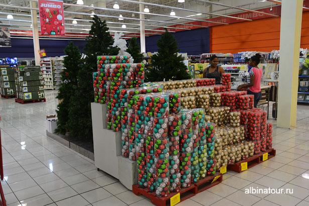 Доминикана Ла-Романа супермаркет Jumbo 2