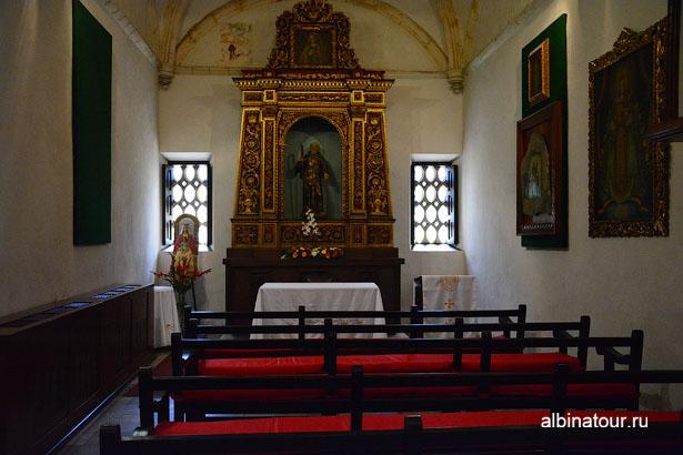 Доминикана Санто-Доминго Собор Санта-Мария капелла 1