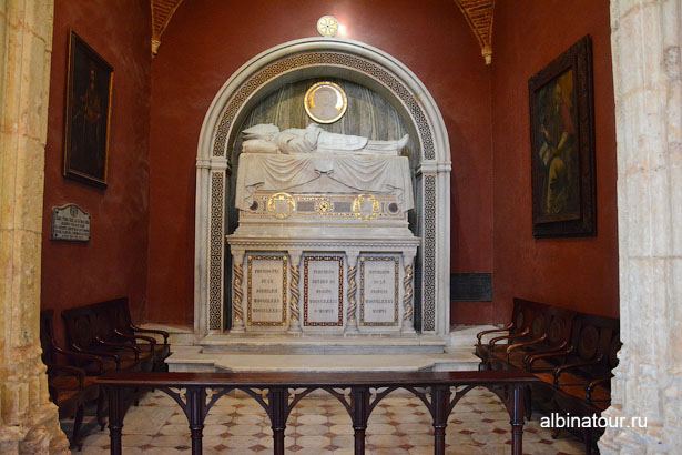 Доминикана Санто-Доминго Собор Санта-Мария капелла 4