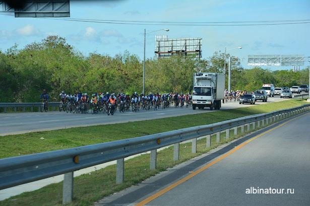 Доминикана Санто-Доминго велопробег