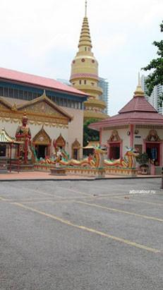 penang Wat Chaiyamangkalaram