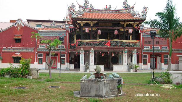 Пенанг Китайский храм Cheah Kongsi