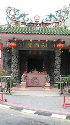 Малайзия Храм Япов
