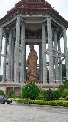 Пенанг kek-lok-si статуя Гуаньинь