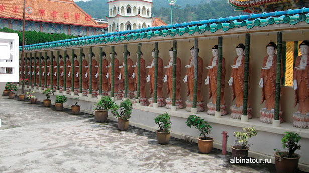 Пенанг Храм Высшего блаженства Будды