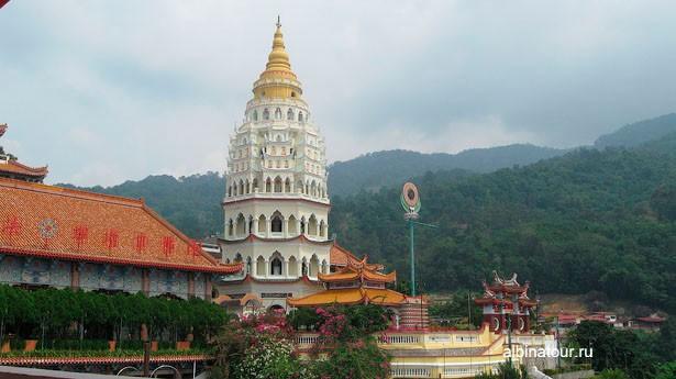 Пенанг kek-lok-si Пагода King Rama VI