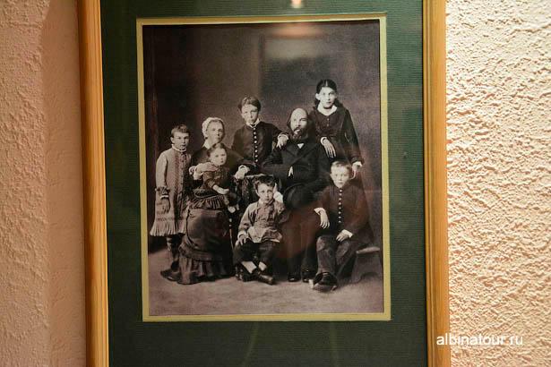 """Петербург Музей """"Разночинный Петербург"""" фото семьи Ульяновых"""