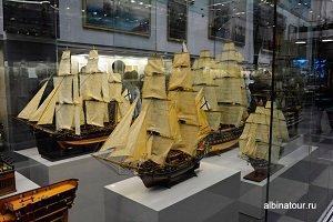 Петербург Военно-морской музей