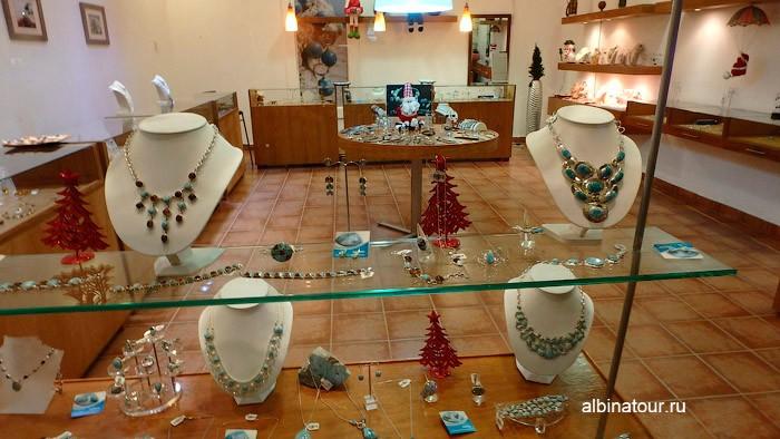 Магазины украшений в отеле Be Live Collection Canoa в Доминикане