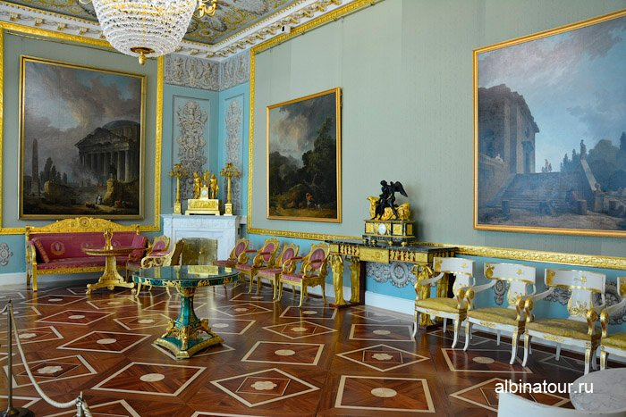 Главный штаб Санкт Петербург зал