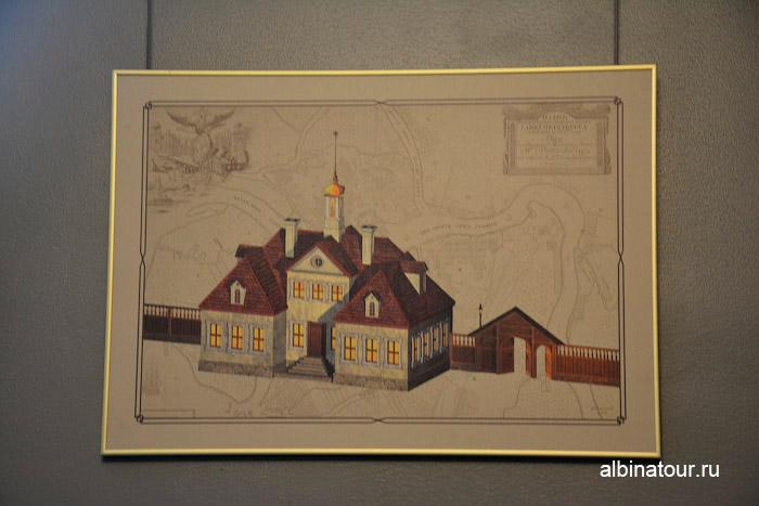 Фото Первый дворец для царя, а точнее сказать дом