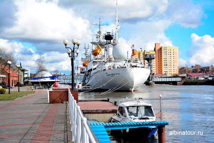 Посмотреть музей Мирового океана Калининград фото