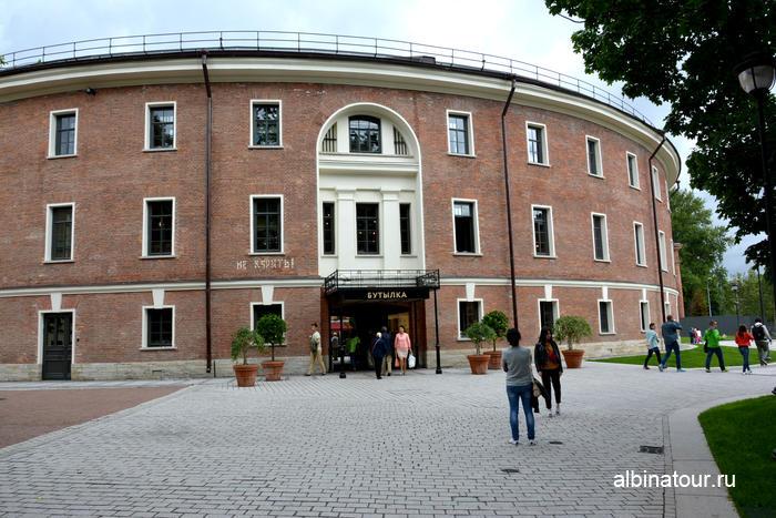 Новая Голландия Петербург фото здание тюрьмы Бутылка
