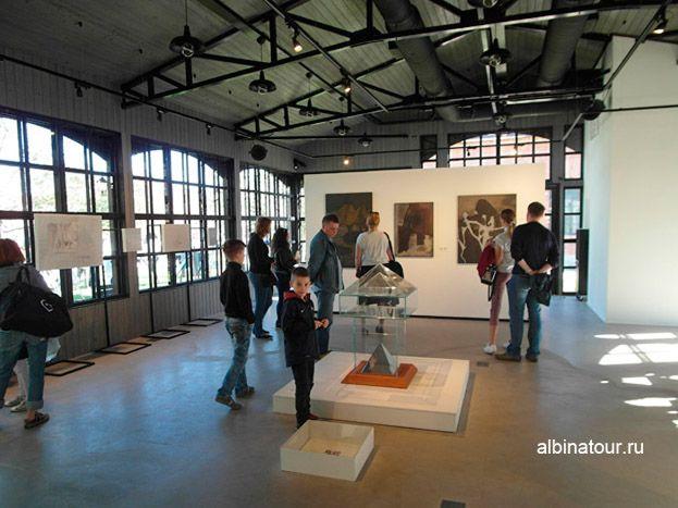 Новая Голландия Петербург фото внутри выставки