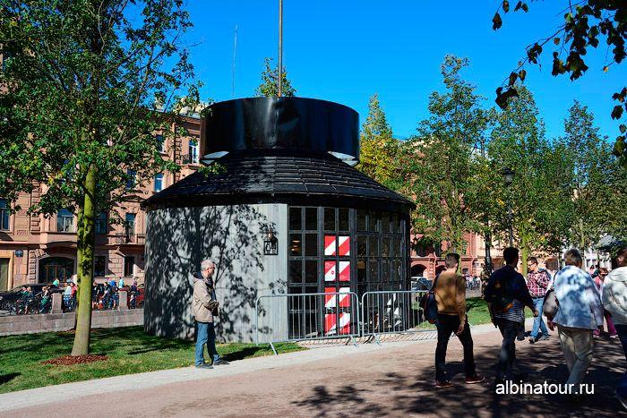Новая Голландия Петербург фото туалет