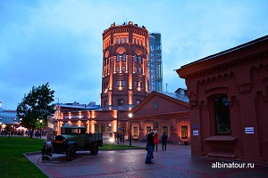Музей воды Санкт Петербург фото