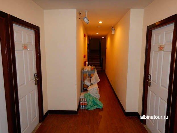 Этаж 6 отеля