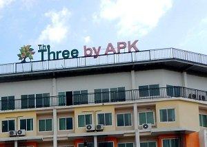 Отель The Three By APK 3* Пхукет Phuket Таиланд
