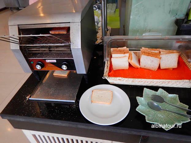 Фотография приготовление хлебного тоста
