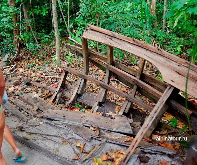 Фото Напоминание о цунами на Таиланде 2004