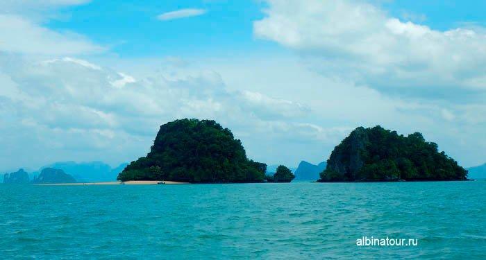 Фото островов в Андаманском море Таиланд