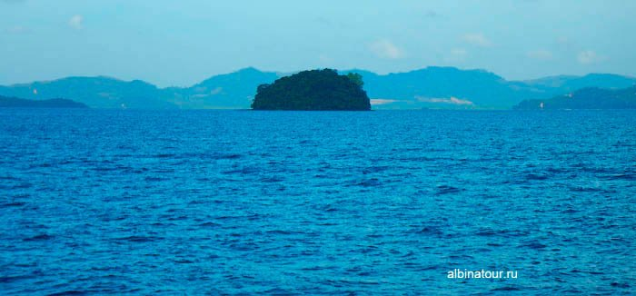 Фото вида Андаманского моря